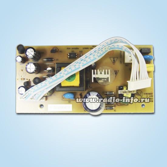 схема блок питания ресивера триколор gs8300